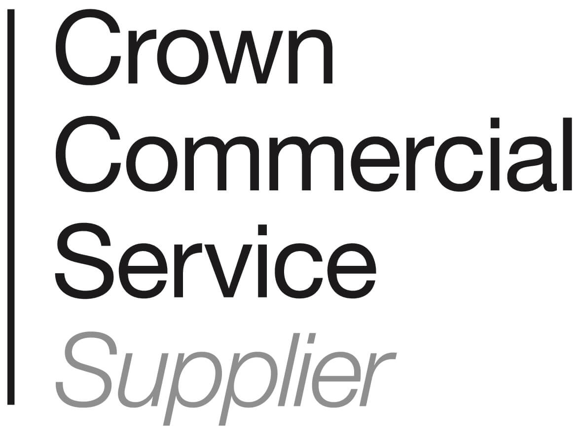 Crown Commercial Service Supplier - logo