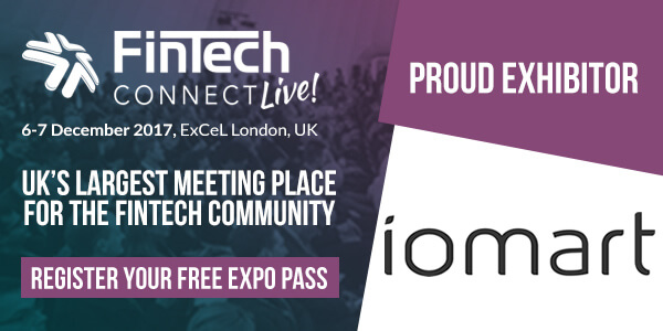 FinTech Connect Live - Excel London - Iomart Group plc