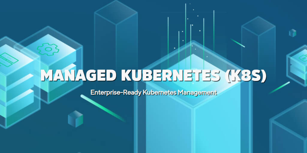 Managed Kubernetes image